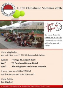 TCP_2.Clubabend_2016